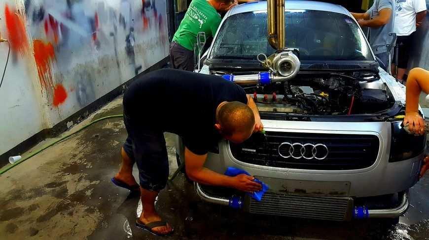 Naprawa uszkodzonego auta