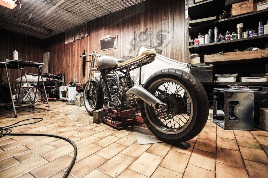 Szybkie garaże